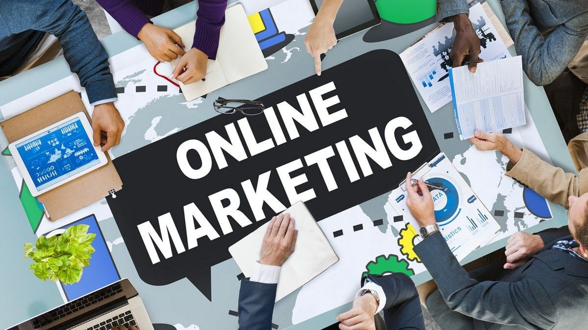 Online Marketing - 5