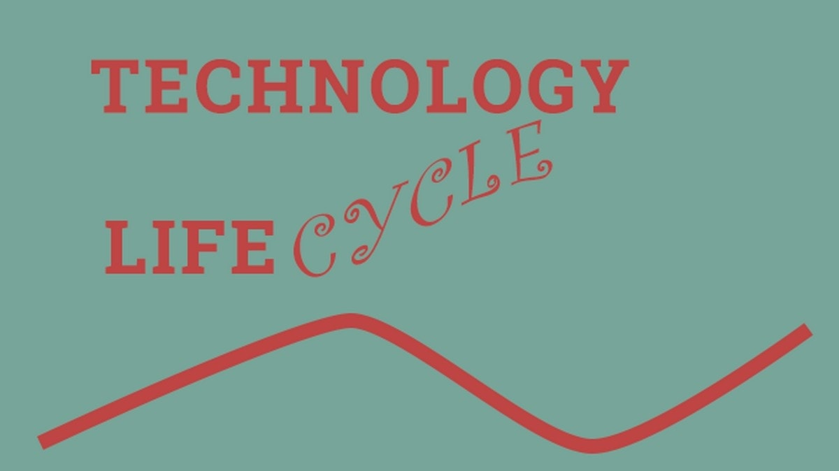 Technology Life Cycle - 4