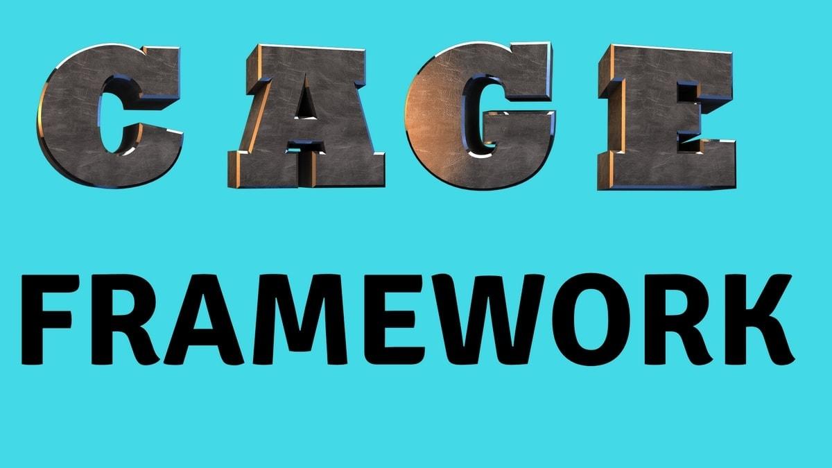 CAGE Framework - 2
