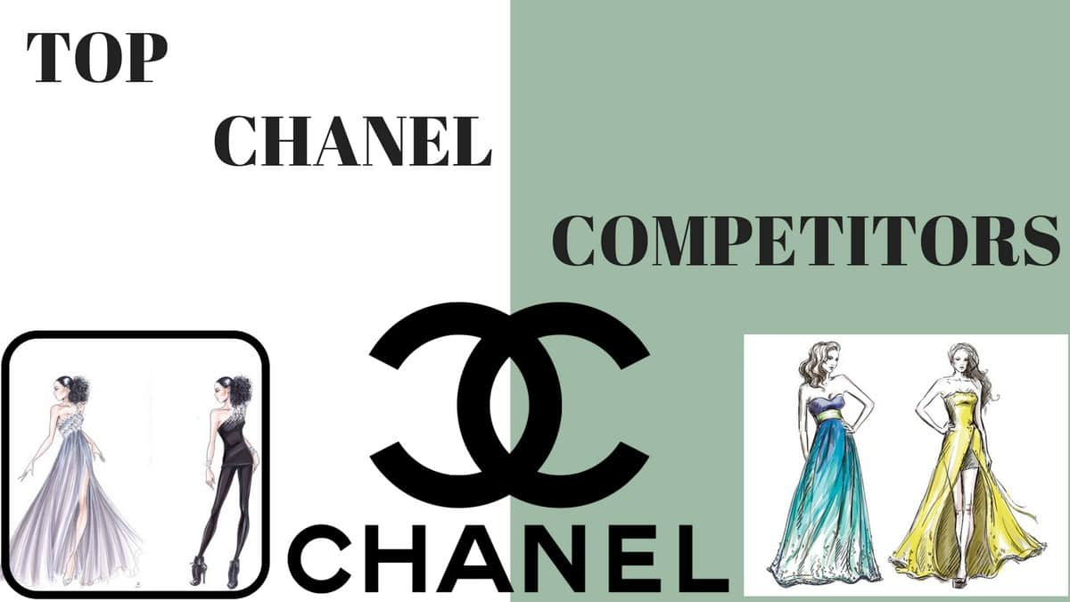 Top 15 Chanel Competitors