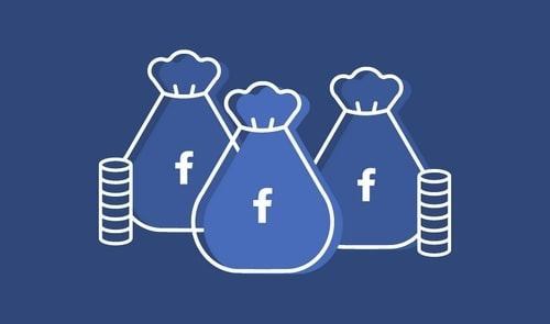 Cost of advertising on Facebook - 1