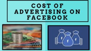 Cost of advertising on Facebook - 5