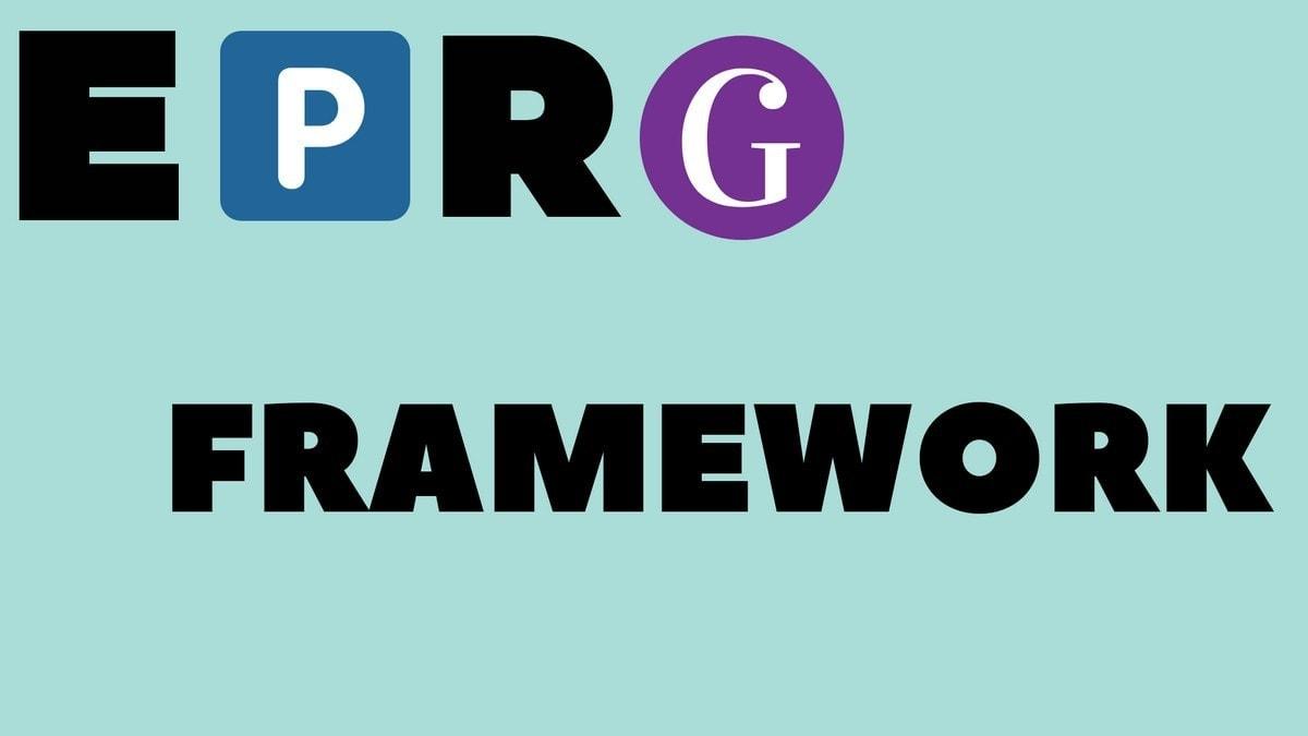 EPRG Framework - 2