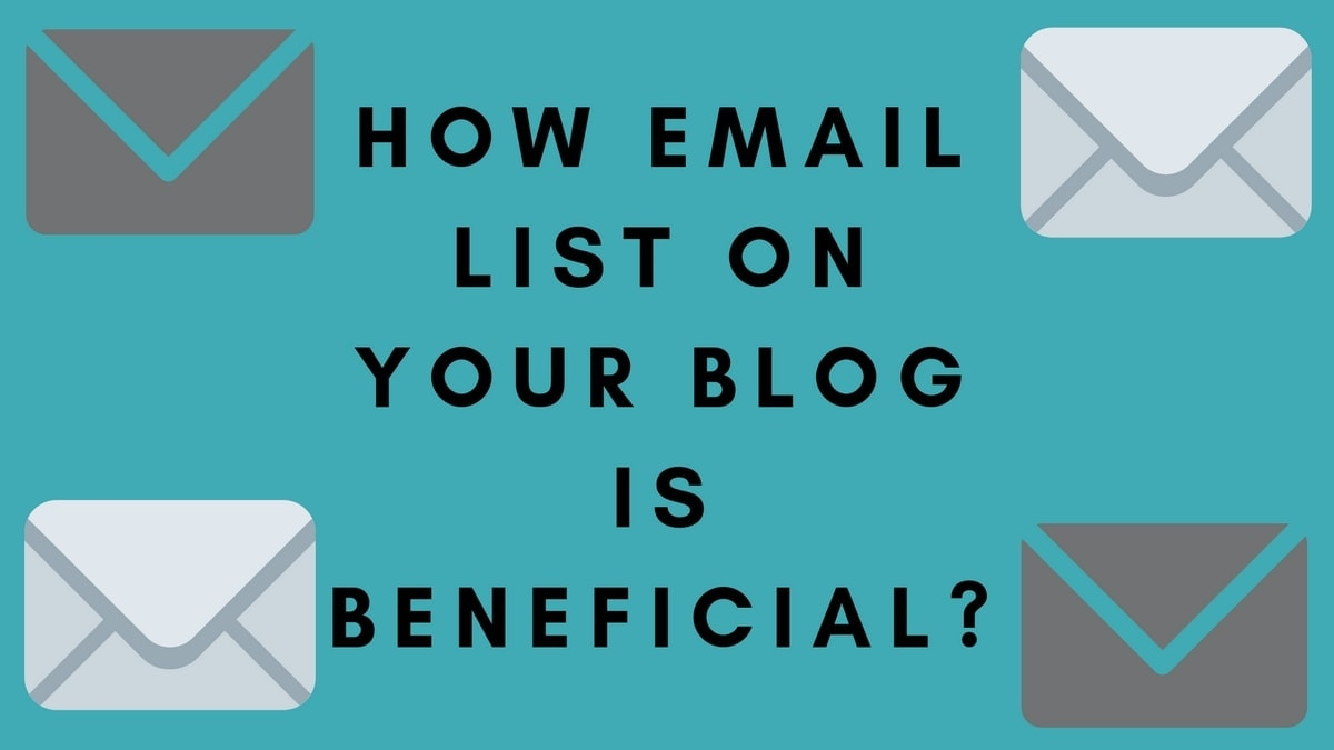 What is an Email List? Benefits of Building an Email List