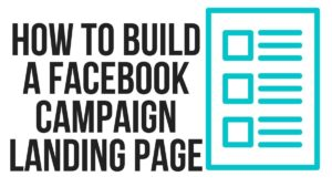 Facebook Campaign Landing Pages - 6