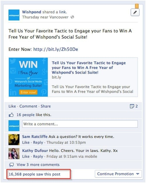 Facebook Marketing Strategy - 3