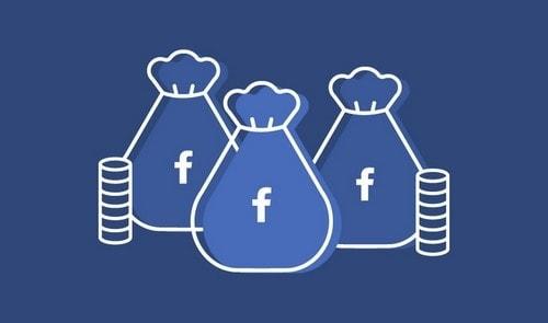 Facebook advertising cost - 1