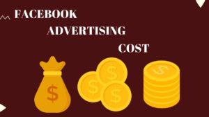 Facebook advertising cost - 6