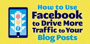 Facebook traffic to your Blog - 4