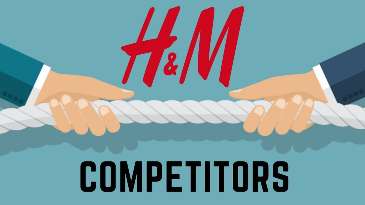Top 13 H&M Competitors