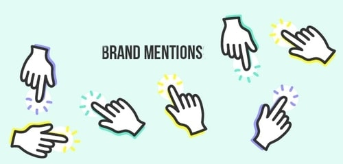 Importance of brand mentions - 1