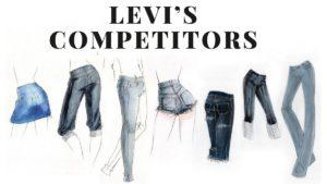 Levi's Competitors