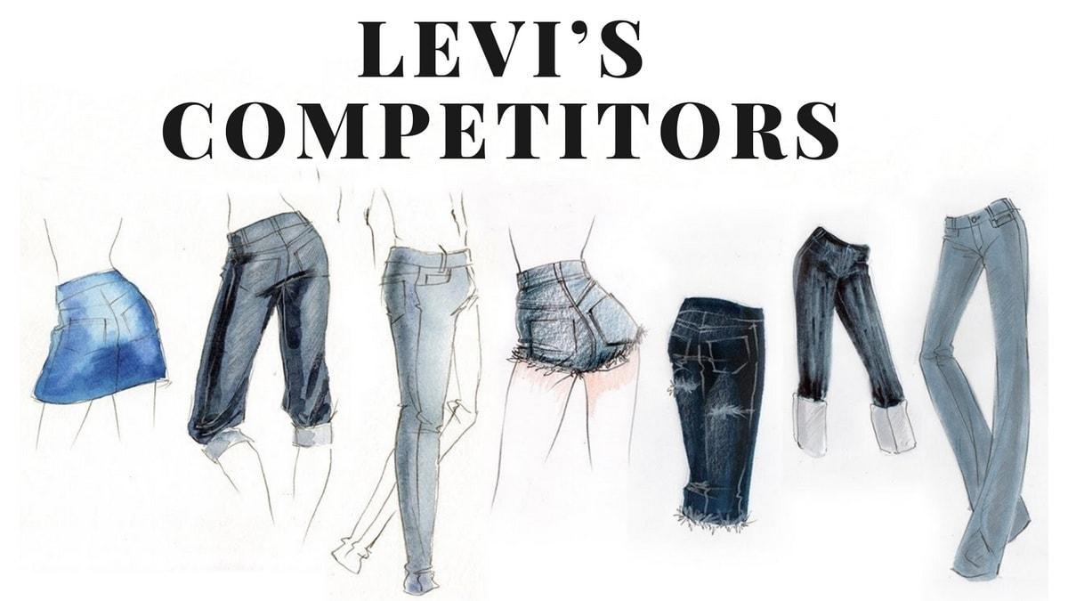659562da Top 10 Levi's Competitors - Levi's Competition analysis