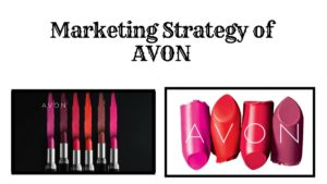 Marketing Strategy of AVON - 3