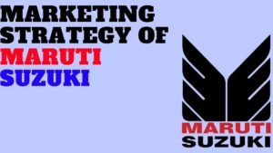 Marketing Strategy of Maruti Suzuki - 3