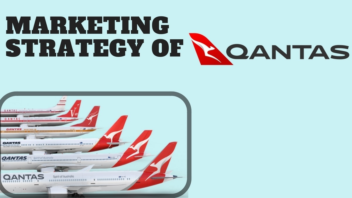 Marketing Strategy of Qantas Airlines
