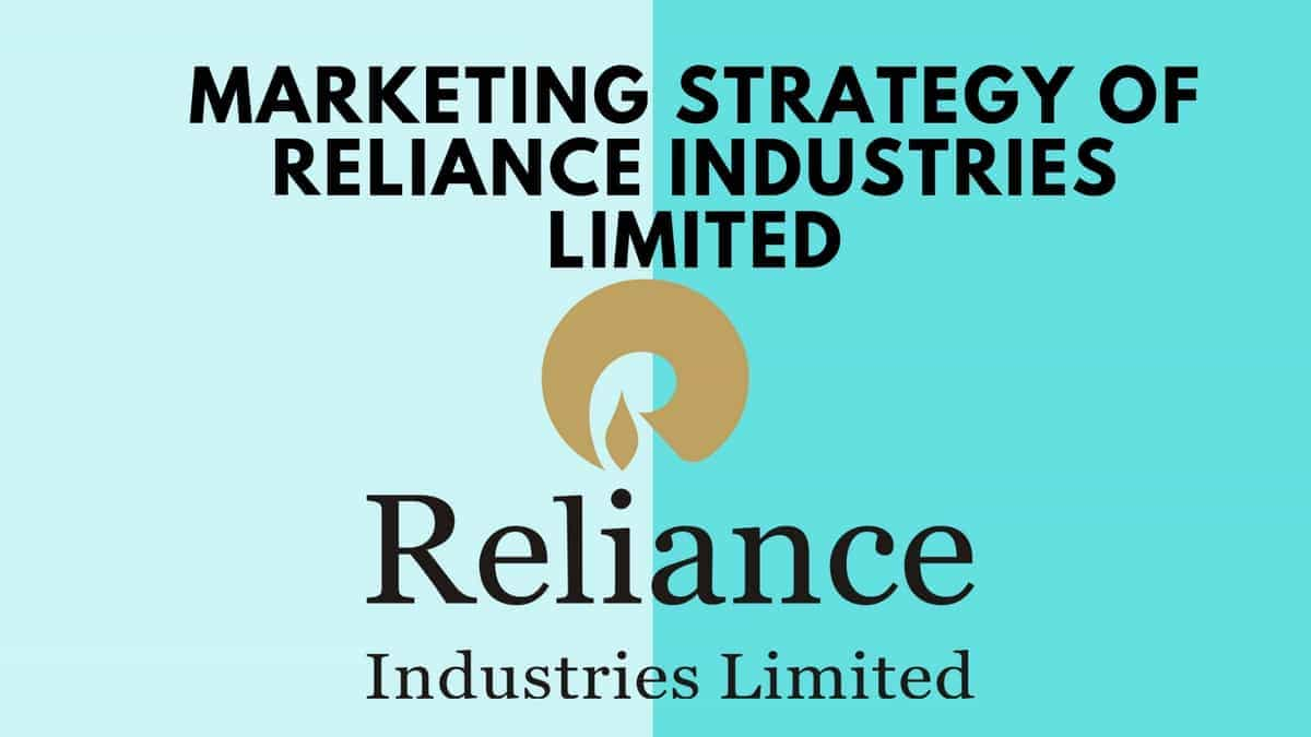 Marketing Strategy of Reliance Industries Limited