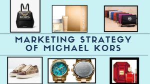 Marketing strategy of Micheal Kors - 3