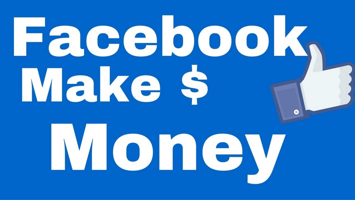 How to make Money from Facebook?