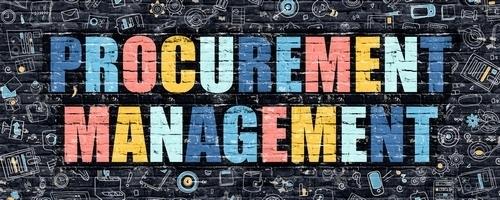 Work in management of procurement