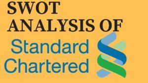 SWOT Analysis Standard Chartered Bank - 3