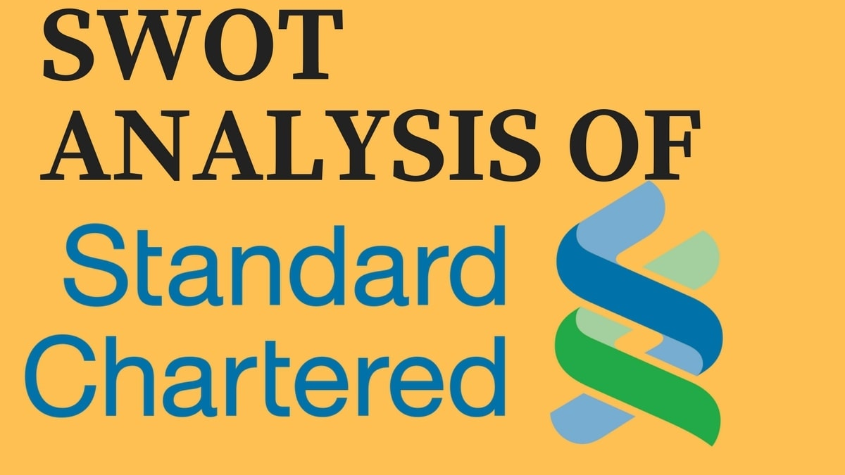 SWOT Analysis Standard Chartered Bank - 3