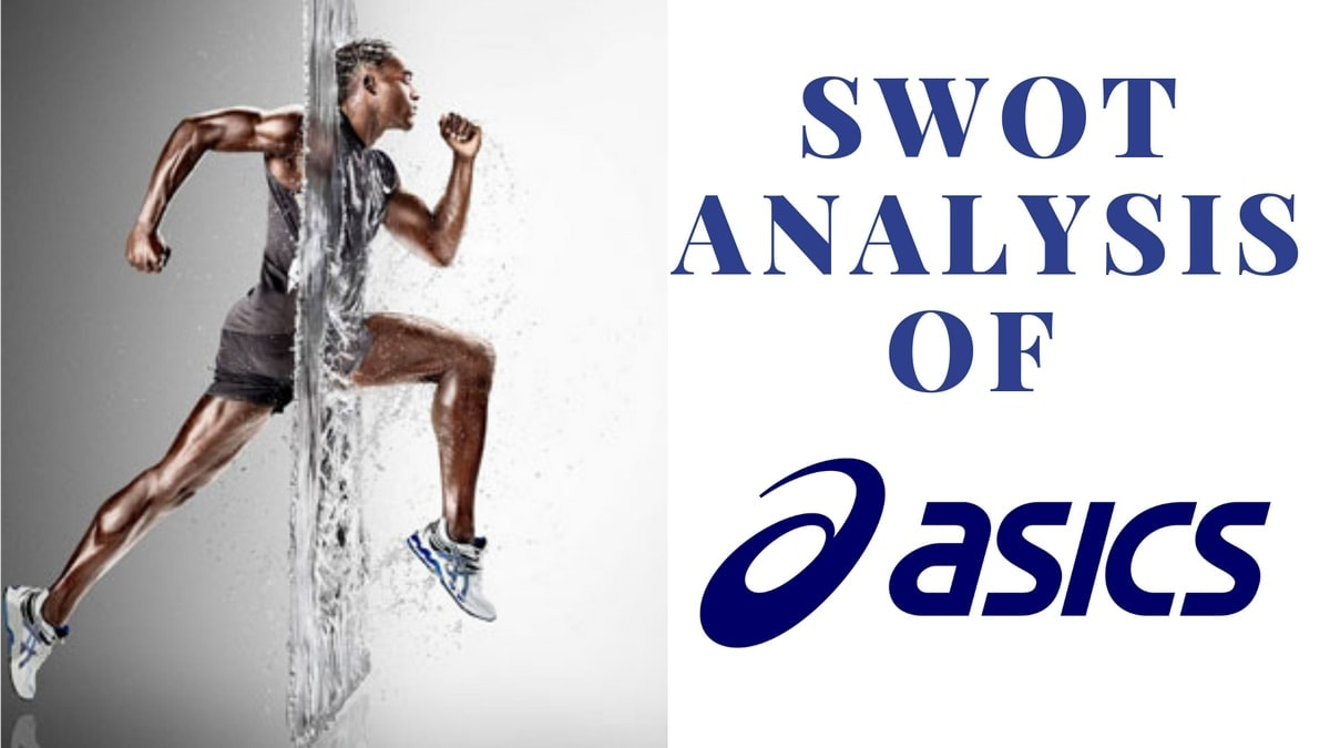 SWOT analysis of ASICS - 3