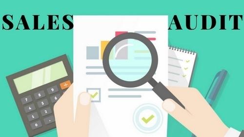 Sales Audit - 1
