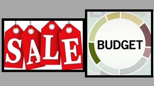 Sales Budget - 1