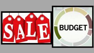 Sales Budget - 2
