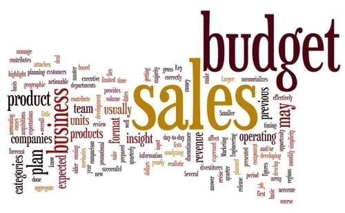 Sales Budget - 3