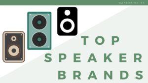 Speakers Brands