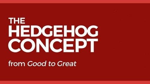 The Hedgehog Concept - 2