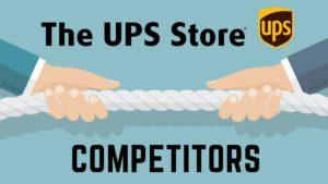 UPS Competitors