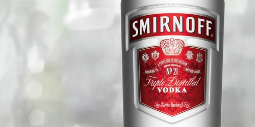 Smirnoff Vodka available - 1