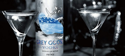 Vodka grey Goose - 12