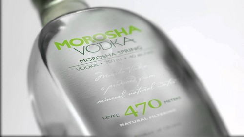 Vodka Morosha - 15