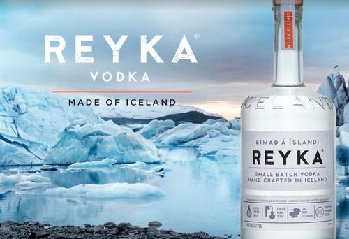 Vodka Reyka - 19