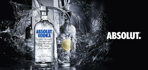 Absolut Vodka Available - 2