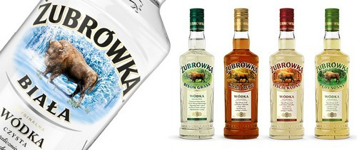 Zubrowka Vodka Brand - 4