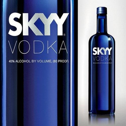 Vodka SKYY - 8