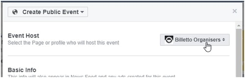 a Facebook Event - 7