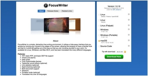 Blog Writing Software - 4