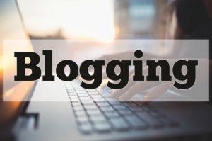Blogging - 5