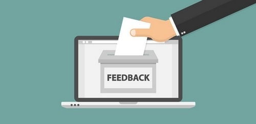 Customer Feedback - 1