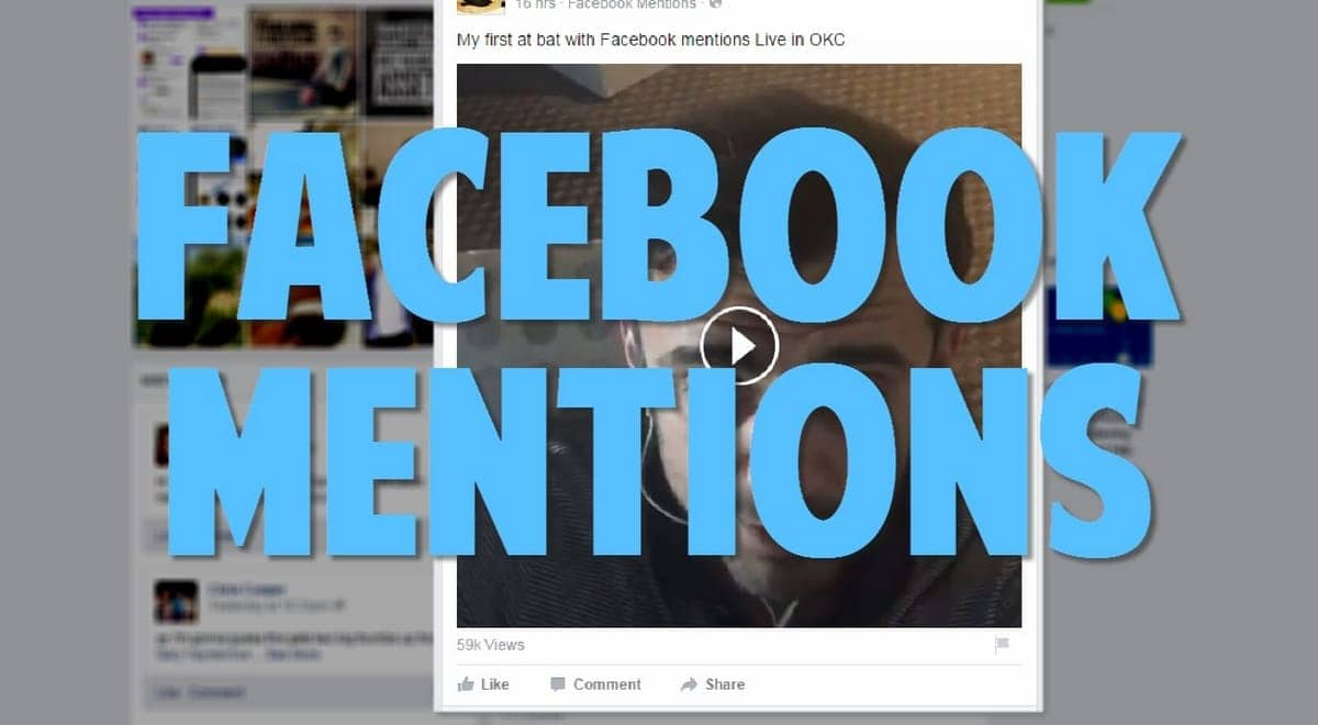 What is Facebook Mentions? Key highlights of Facebook Mentions