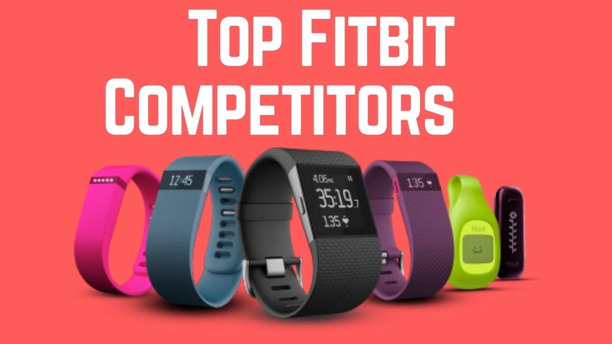 Fitbit Competitors