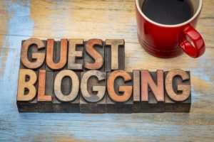 Guest Blogging - 4
