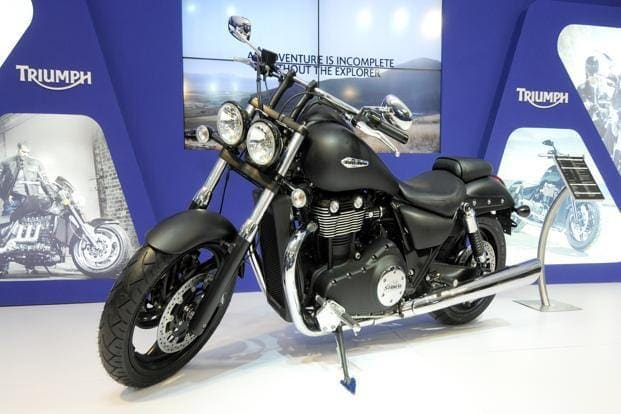 Harley Davidson Competitors - 1