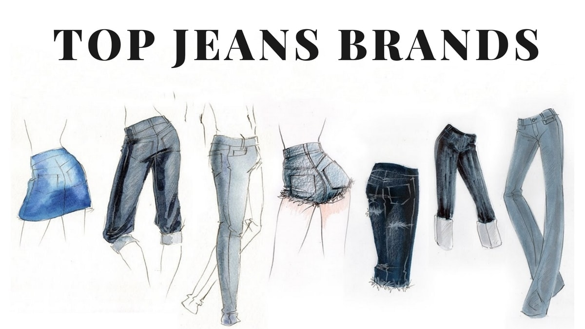 Top 18 Jeans Brands in the world